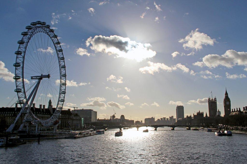 London skyline | Credit: Picture-alliance